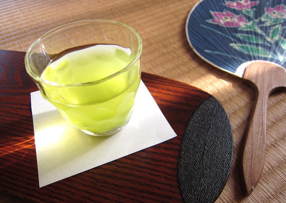 緑茶の健康と美容の効果を知るぞ